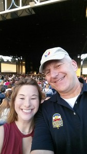 brian attended Lady Antebellum You Look Good World Tour With Special Guest Kelsea Ballerini, and Brett Young - Reserved Seats on Jun 15th 2017 via VetTix