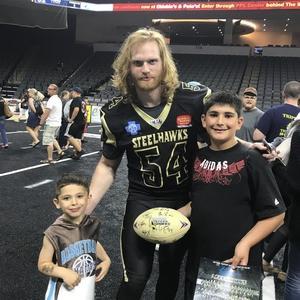 alfred attended Lehigh Valley Steelhawks vs. TBD - NAL Playoffs on Jun 23rd 2017 via VetTix