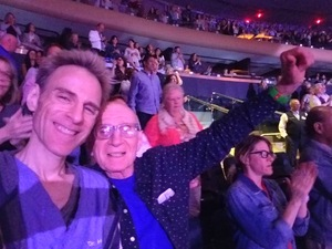 Bradley attended Neil Diamond - the 50 Year Anniversary World Tour on Jun 15th 2017 via VetTix