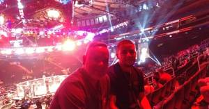 Fredy attended Bellator Nyc - Chael Sonnen vs. Wanderlei Silva - Presented by Bellator MMA - Mixed Martial Arts on Jun 24th 2017 via VetTix