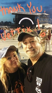 Andrew attended Train - Play That Song Tour With Natasha Bedingfield and O.a.r. on Jun 17th 2017 via VetTix