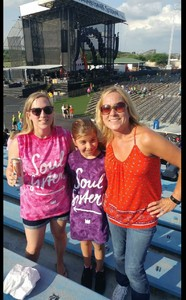 kayla attended Train - Play That Song Tour With Natasha Bedingfield and O.a.r. on Jun 17th 2017 via VetTix