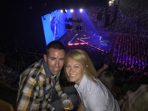David attended Tim McGraw & Faith Hill: Soul2Soul the World Tour 2017 on Jul 7th 2017 via VetTix