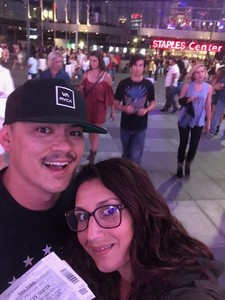 Shawn attended Soul2Soul Tour With Tim McGraw and Faith Hill on Jul 14th 2017 via VetTix