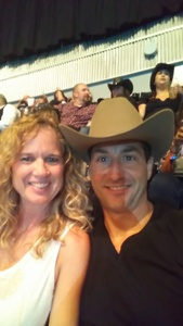 Joshua attended Soul2Soul Tour With Tim McGraw and Faith Hill on Jul 14th 2017 via VetTix