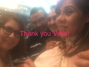 Richard attended Soul2Soul Tour With Tim McGraw and Faith Hill on Jul 14th 2017 via VetTix