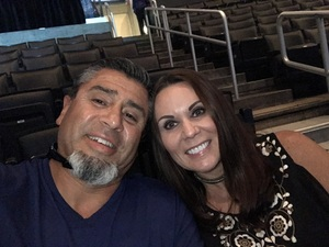 Manuel attended Soul2Soul Tour With Tim McGraw and Faith Hill on Jul 14th 2017 via VetTix