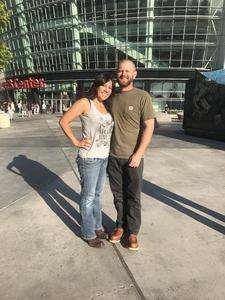 shelia attended Soul2Soul Tour With Tim McGraw and Faith Hill on Jul 14th 2017 via VetTix