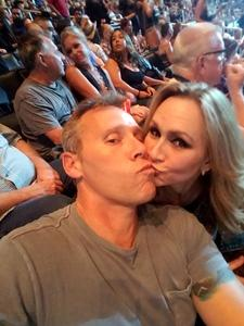 George attended Soul2Soul Tour With Tim McGraw and Faith Hill on Jul 14th 2017 via VetTix