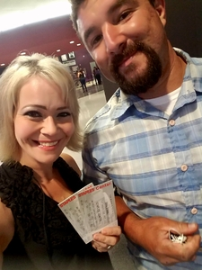 Shannon attended Soul2Soul Tour With Tim McGraw and Faith Hill on Jul 14th 2017 via VetTix