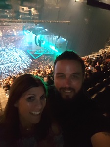matthew attended Soul2Soul Tour With Tim McGraw and Faith Hill on Jul 14th 2017 via VetTix