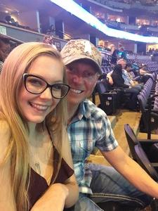 Jeffrey attended Soul2Soul With Tim McGraw and Faith Hill on Jul 31st 2017 via VetTix