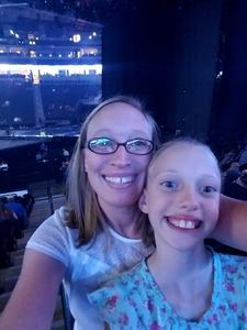 Eric attended Soul2Soul With Tim McGraw and Faith Hill on Jul 31st 2017 via VetTix