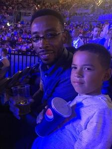Keith attended Andre Ward vs. Sergey Kovalev II - Live at Mandalay Bay - Presented by Roc Nation Sports on Jun 17th 2017 via VetTix