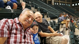 Owen attended Arizona Diamondbacks vs. Los Angeles Dodgers - MLB on Aug 8th 2017 via VetTix