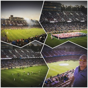 Tim attended San Jose Earthquakes vs. LA Galaxy - MLS - Salute to the Military - Giveaways & Fireworks! on Jul 1st 2017 via VetTix