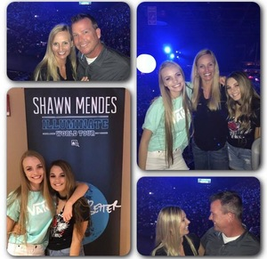 Patrick attended Shawn Mendes - Illuminate World Tour With Special Guest Charlie Puth on Jul 15th 2017 via VetTix