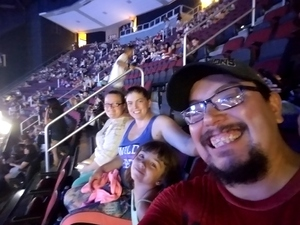 Brandan attended Shawn Mendes - Illuminate World Tour With Special Guest Charlie Puth on Jul 15th 2017 via VetTix