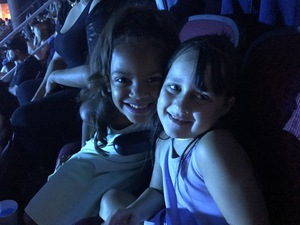 Tiana attended Shawn Mendes - Illuminate World Tour With Special Guest Charlie Puth on Jul 15th 2017 via VetTix