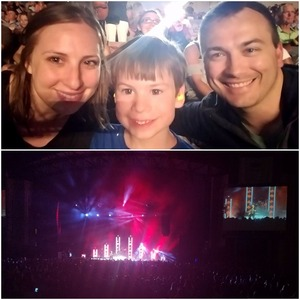 Matthew attended Goo Goo Dolls: Long Way Home Summer Tour With Phillip Phillips on Aug 13th 2017 via VetTix