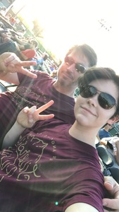 Anthony attended Third Eye Blind - Summer Gods Tour - Special Guests Silversun Pickups - Reserved Seats on Jul 6th 2017 via VetTix