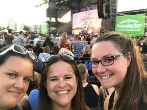 Claudia attended Third Eye Blind - Summer Gods Tour - Special Guests Silversun Pickups - Reserved Seats on Jul 6th 2017 via VetTix