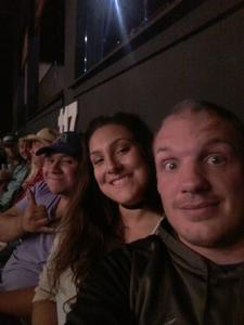 Jonathan attended Nickelback - Feed the Machine Tour With Special Guest Daughtry and Shaman's Harvest on Jul 13th 2017 via VetTix