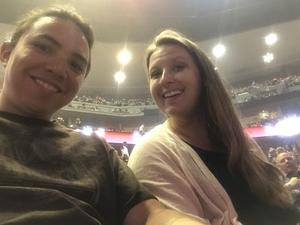 Kyle attended Queen + Adam Lambert Live at the Pepsi Center on Jul 6th 2017 via VetTix