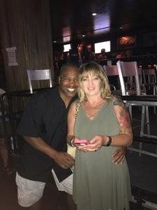 Dorse attended B-52's - Sunday on Jul 9th 2017 via VetTix