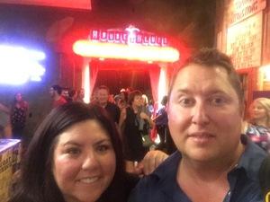 Lisa attended B-52's - Sunday on Jul 9th 2017 via VetTix