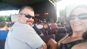 Joshua attended 8 Tour - Incubus With Special Guests Jimmy Eat World and Judah and the Lion - Reserved Seats on Jul 12th 2017 via VetTix