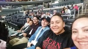 Carlos attended Los Angeles Sparks vs. Connecticut Sun - WNBA on Jul 13th 2017 via VetTix