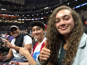 Greg attended Los Angeles Sparks vs. Connecticut Sun - WNBA on Jul 13th 2017 via VetTix