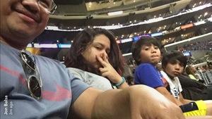 Jonathan attended Los Angeles Sparks vs. Dallas Wings - WNBA on Jul 30th 2017 via VetTix