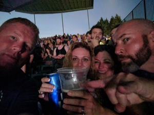 Brian attended 8 Tour - Incubus With Special Guests Jimmy Eat World and Judah and the Lion - Reserved Seats on Jul 23rd 2017 via VetTix