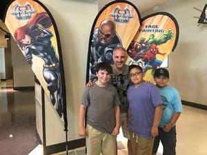 Brian attended Marvel Universe Live! Age of Heroes - Tickets Good for Sunday 3: 00 Pm Show Only on Jul 9th 2017 via VetTix
