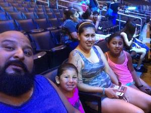 Eric attended Marvel Universe Live! Age of Heroes - Tickets Good for Sunday 3: 00 Pm Show Only on Jul 9th 2017 via VetTix
