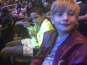 Stephanie attended Marvel Universe Live! Age of Heroes - Tickets Good for Sunday 3: 00 Pm Show Only on Jul 9th 2017 via VetTix