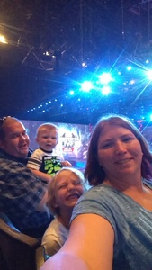 Sue attended Marvel Universe Live! Age of Heroes - Tickets Good for Sunday 3: 00 Pm Show Only on Jul 9th 2017 via VetTix