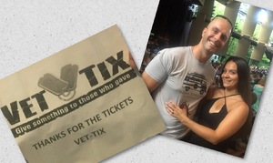 John attended 40th Anniversary Tour - Foreigner With Cheap Trick and Jason Bonham's Led Zeppelin Experience - Reserved Seats on Jul 18th 2017 via VetTix