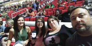Jason attended Total Package Tour - New Kids on the Block With Paula Abdul and Boyz II Men on Jul 11th 2017 via VetTix