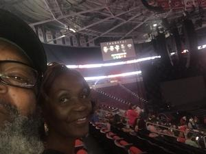 Richard attended Total Package Tour - New Kids on the Block With Paula Abdul and Boyz II Men on Jul 11th 2017 via VetTix
