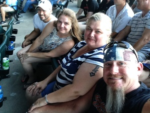 Hermanator attended United We Rock Tour 2017 - Styx and Reo Speedwagon With Don Felder - Reserved Seats on Jul 30th 2017 via VetTix
