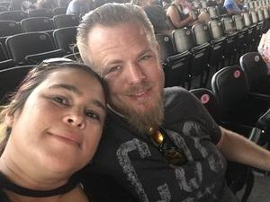 joshua attended 8 Tour - Incubus With Special Guests Jimmy Eat World and Judah and the Lion - Reserved Seats on Aug 6th 2017 via VetTix
