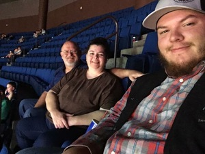 Timothy attended PBR - Built Ford Tough Series - Sunday Only on Aug 13th 2017 via VetTix