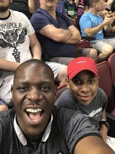 Michael attended Philadelphia Soul vs. Tampa Bay Storm - AFL on Aug 5th 2017 via VetTix