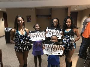 ROY attended Philadelphia Soul vs. Tampa Bay Storm - AFL on Aug 5th 2017 via VetTix