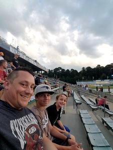 Mark attended North Carolina FC vs. Miami FC - NASL on Aug 15th 2017 via VetTix