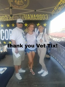 Jerrid attended Cfl 11 - Live Mixed Martial Arts - General Admission - Presented by California Fight League on Aug 5th 2017 via VetTix