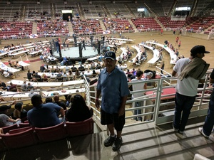 James attended Jeremy Horns Elite Fight Night - Live Mixed Martial Arts - General Admission on Aug 11th 2017 via VetTix